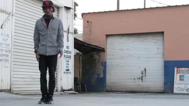رقص خیابانی(street dance)