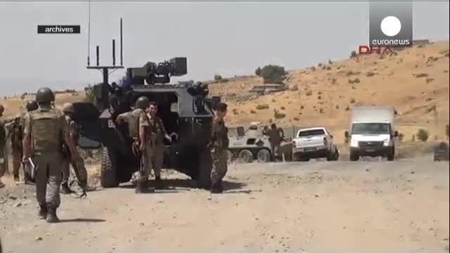 مرگ سربازان ترکیه در نبرد با «پ کا کا»