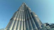 برج خلیفه در گوگل مپ