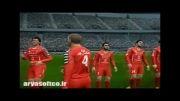 بازی PES2013 با لیگ برتر ایران و گزارش فارسی بهنوش بختیاری