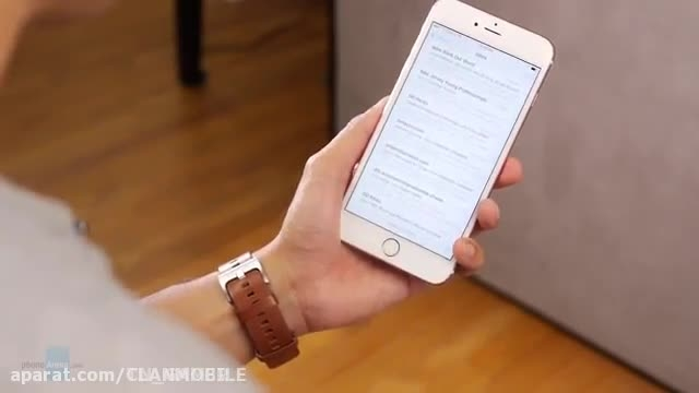 نقد و بررسی iphone 6s plus