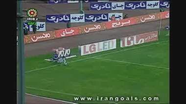 زیبا ترین گل تاریخ ایران (فوتبال )