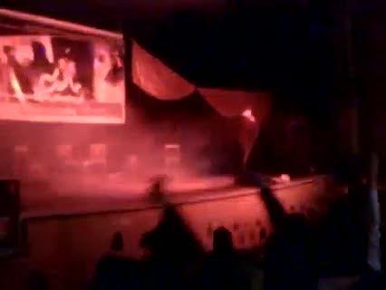 اجرای اهنگ جاده یک طرفه با صدای حامد حسن زاده ب