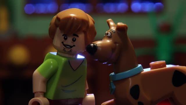 LEGO Scooby-Doo In Doorway Debacle