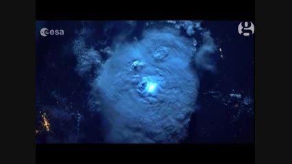 زمین از ایستگاه فضایی بین المللی چگونه دیده می شود؟