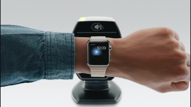 پرداخت هزینه ها با سرویس اپل پی توسط ساعت اپل