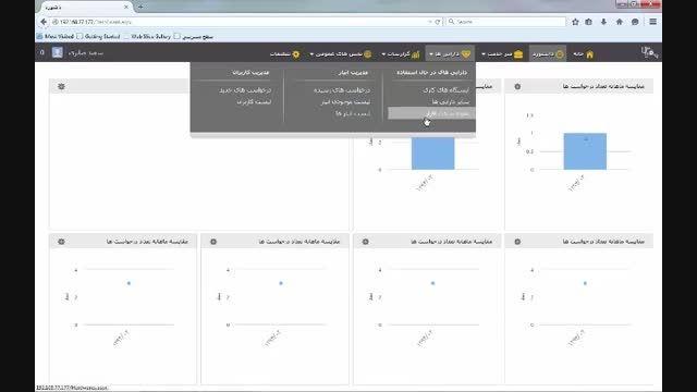 ثبت نمونه سخت افزار در نرم افزار Help Desk مقیاس-آموزشی