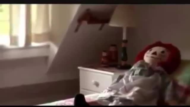 مستند آنابل عروسک ترسناک(واقعی)