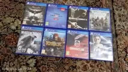 گیم پلی کدوم بازی PS4 ام رو براتون بزارم؟