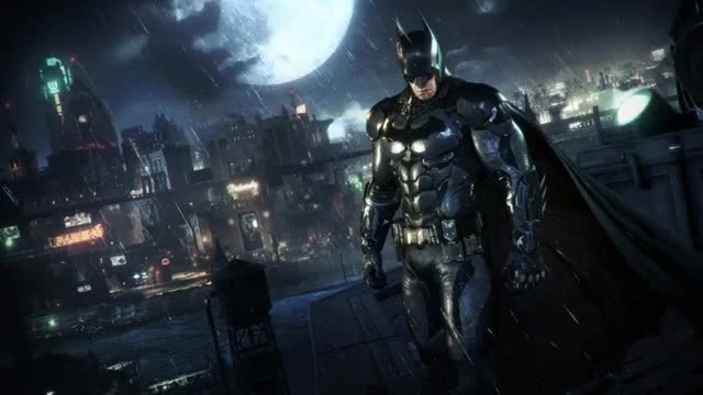 اهنگ فوق العاده batman arkham knight Evening the Odds