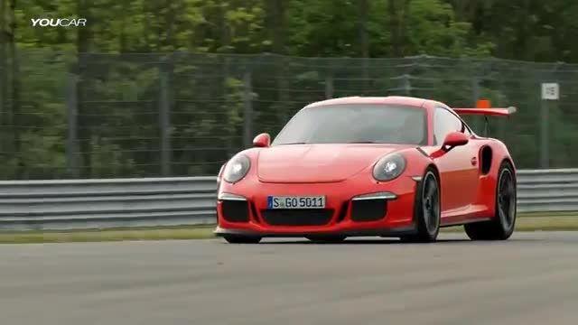 نهایت سرعت در پیست با پورشه 911 (991) GT3 RS