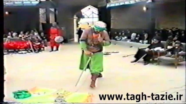 تعزیه جناب مسلم روستای طاق شهرستان دامغان خرداد 1374(2)