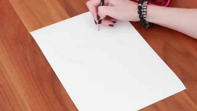 اموزش نقاشی میویس(1)