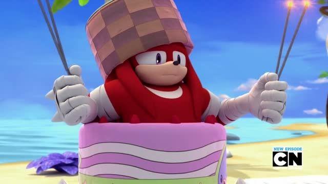 قسمت هشتم انیمیشن Sonic Boom 2014
