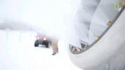 تولید برف توسط ماشین برف ساز - گیل20