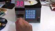 دستگاه قرص شمار اتوماتیک افزایشی-کاهشی با منوی کنترل