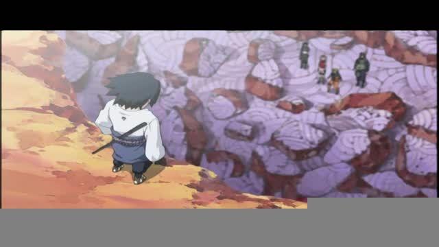 ناروتو شیپودن قسمت 1 (صوت انگلیسی) - Naruto shippuden 1