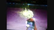 السا بین دو قدرت گیر کرده ♡♡قدرت نور ا قدرت یخ