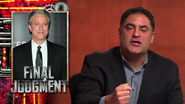 Cenk Uygur:Jon Stewart Leaving The daily show