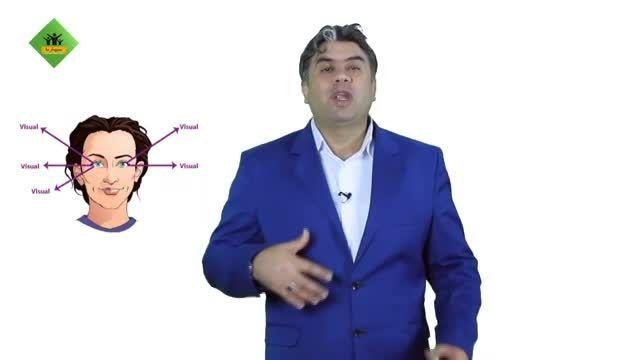 آموزش و راهکارهای ان ال پی - NLP - استاد احمد نوری