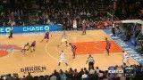 مسابقه ی بسکتبال nba نیویورک و سانز
