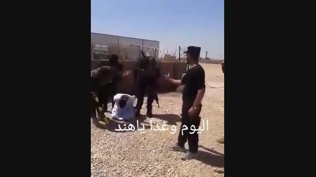 دستگیری یکی دیگر از قناص های(تک تیرانداز) داعش تروریست