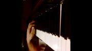 موسیقی فیلم رمبو با پیانو