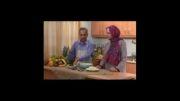 آموزش آشپزی گیاهی (وگان) - کلم پلو با سبزی