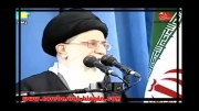 احترام نظامی سرگرد اسرائیل به عکس امام خمینی(ره)