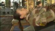 تمرینات زنان بادیگارد