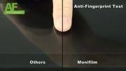 انواع برچسب های محافظ صفحه برند منی فیلم / آریان تجارت