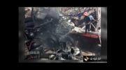 گزارش تلویزیون ایران از توپولوف جاده های ایران
