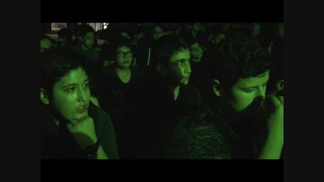 شب چهارم محرم 94 - مجتمع صالحین - کربلایی مرتضی عطاران