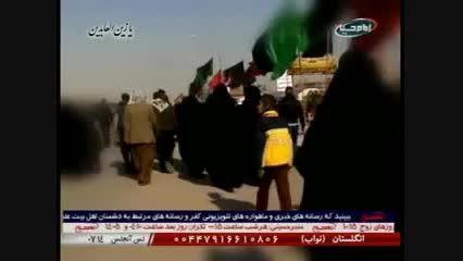 دعای حضرت زهرا برای زائران امام حسین علیه السلام