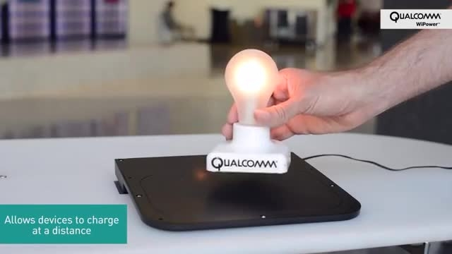 کوالکام WiPower شارژ وایرلس را به دستگاه های فلزی آورد