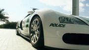 بوگاتی ویرون در ناوگان پلیس دبی