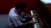 پیانو - سمفونی 40 از موزارت