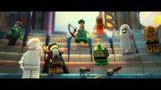 تریلر انیمیشن 2014 Lego