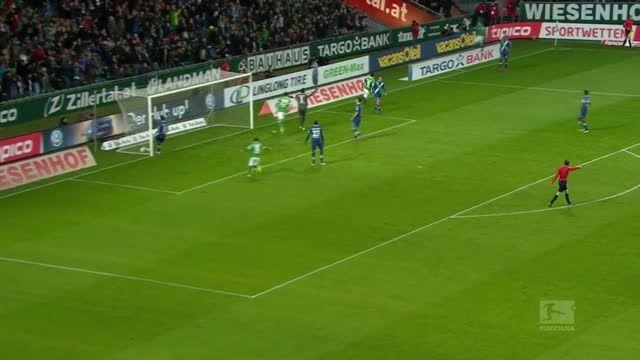 5 گل برتر فرانکو دی سانتوس در بوندسلیگا | HD