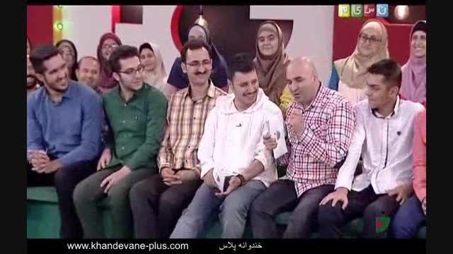 خندوانه - جواد عزتی و علی مسعودی