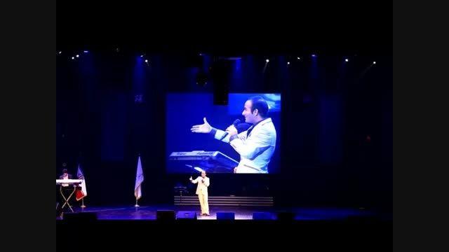 خنده دار ترین کنسرت حسن ریوندی - جوک و لطیفه و شوخی