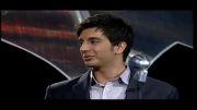 اجرای تیتراژ ماه عسل توسط فرزاد فرزین به همراه گفتگو