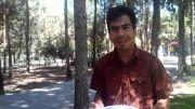 مسعود و چالش سطل یخ