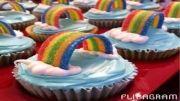 عكسcup cake های خوشمزه