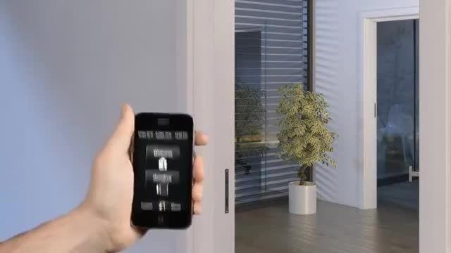 خانه هوشمند JUNG – برنامه هوشمند کنترل از راه دور