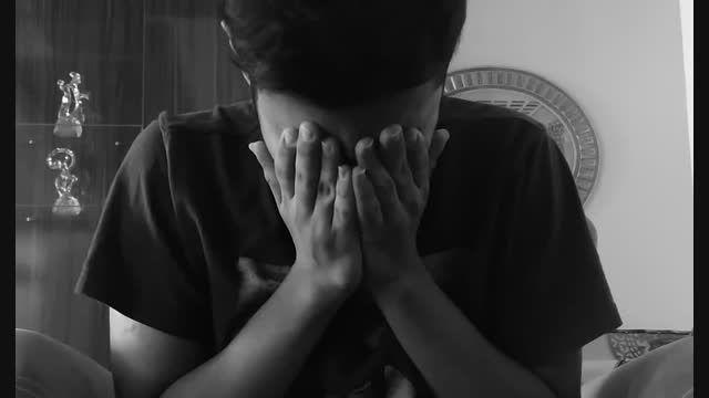 مرد گریه نمیکنه...