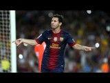 رئال مادرید vs بارسلونا 2 - 1 / گل / لیونل مسی