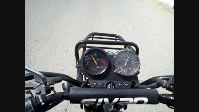 شتاب موتور 200 سی سی