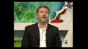 اجرای ابتهال استاد فرجی در شبکه قرآنjahanbakhsh Faraji