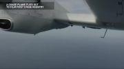 فرود موشک SpaceX روی سکوی شناور - زومیت